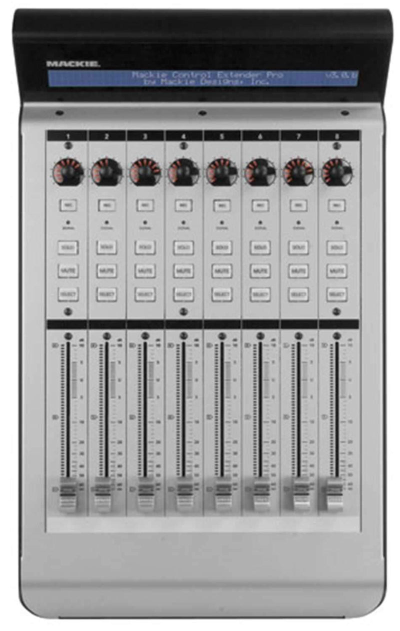 Mackie MCU-PRO-EXT Expandable Control Surface for Mcu-Pro - PSSL ProSound and Stage Lighting