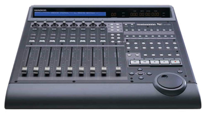 Mackie MCU 8 Channel Universal Control Surface - PSSL ProSound and Stage Lighting