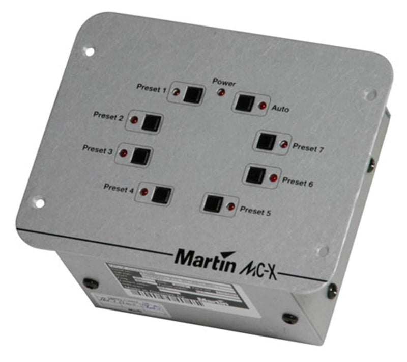 Martin Mcx Remote Controller - PSSL ProSound and Stage Lighting
