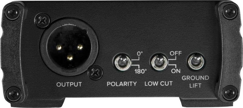 Mackie MDB-1A Active Direct Box - PSSL ProSound and Stage Lighting
