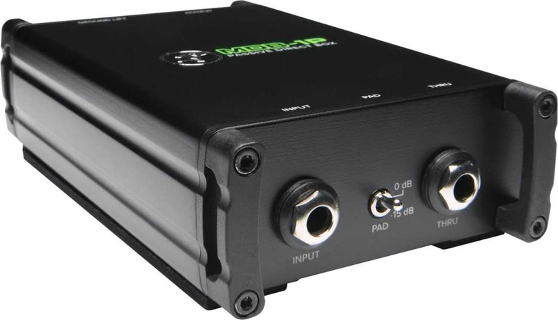 Mackie MDB-1P Passive Direct Box - PSSL ProSound and Stage Lighting