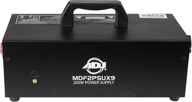 ADJ American DJ MDF2 PSUX9 Power Supply 9 Panels - PSSL ProSound and Stage Lighting