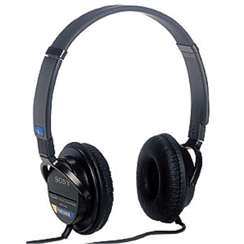 Sony MDR-7502 Pro Headphones Closed Ear - PSSL ProSound and Stage Lighting