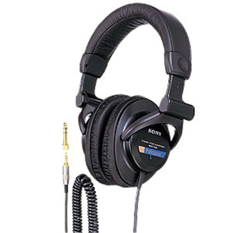 Sony MDR7509 Professional Studio Headphones - PSSL ProSound and Stage Lighting
