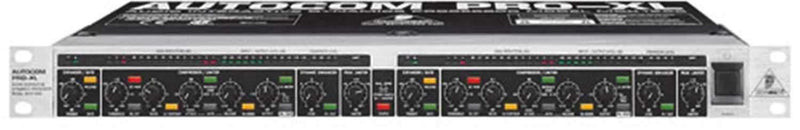 Behringer MDX-1600 Autocom Pro Xl Comp/Lim/Exp - PSSL ProSound and Stage Lighting