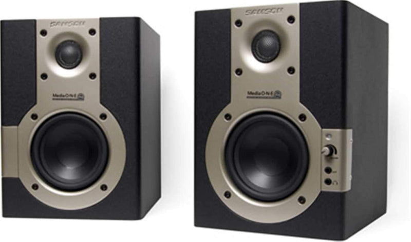 Samson MEDIAONE4A 4 Inch Active Monitors (pair) - PSSL ProSound and Stage Lighting