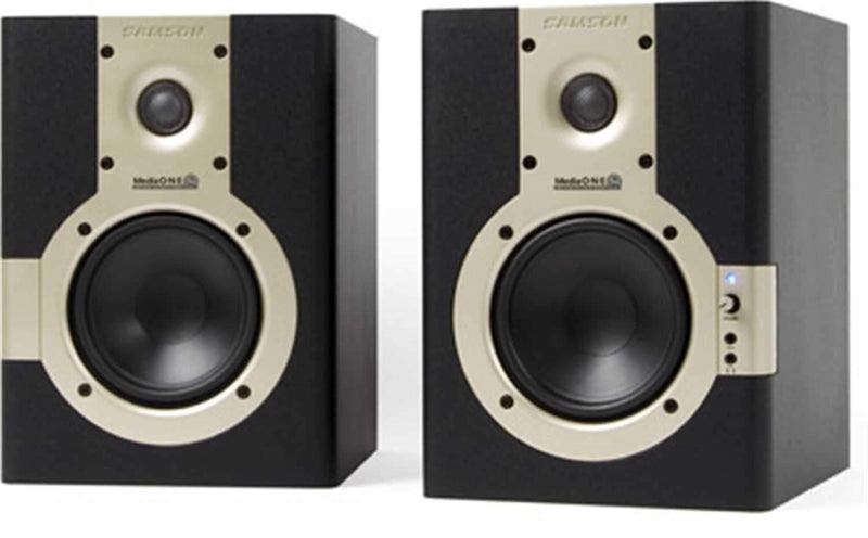 Samson MEDIAONE5A 5 Inch Active Monitor (pair) - PSSL ProSound and Stage Lighting