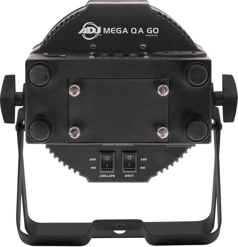 ADJ American DJ Mega QA Go Battery Powered RGBA Par56 LED Wash Light - PSSL ProSound and Stage Lighting
