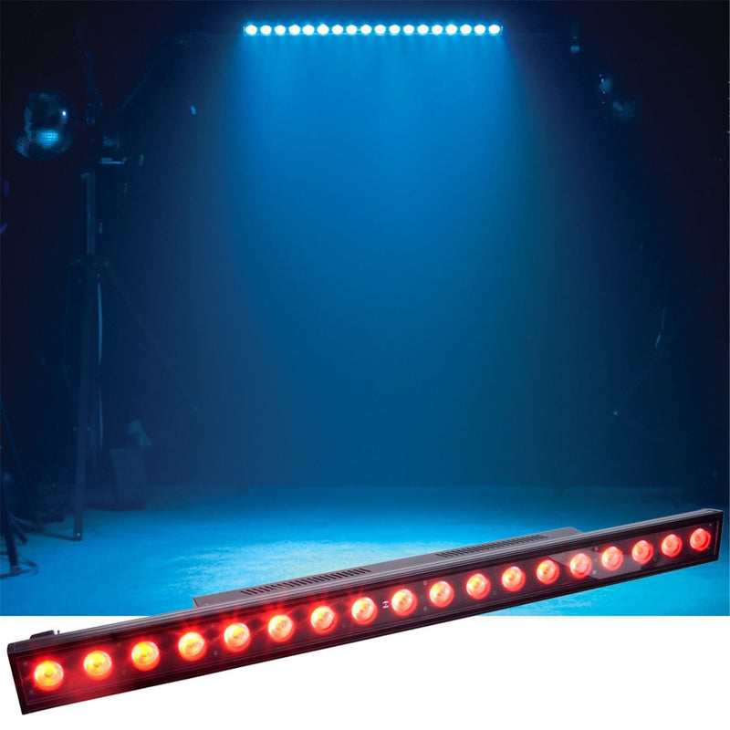 American DJ Mega Tri Bar LED RGB DMX Wash Bar - PSSL ProSound and Stage Lighting