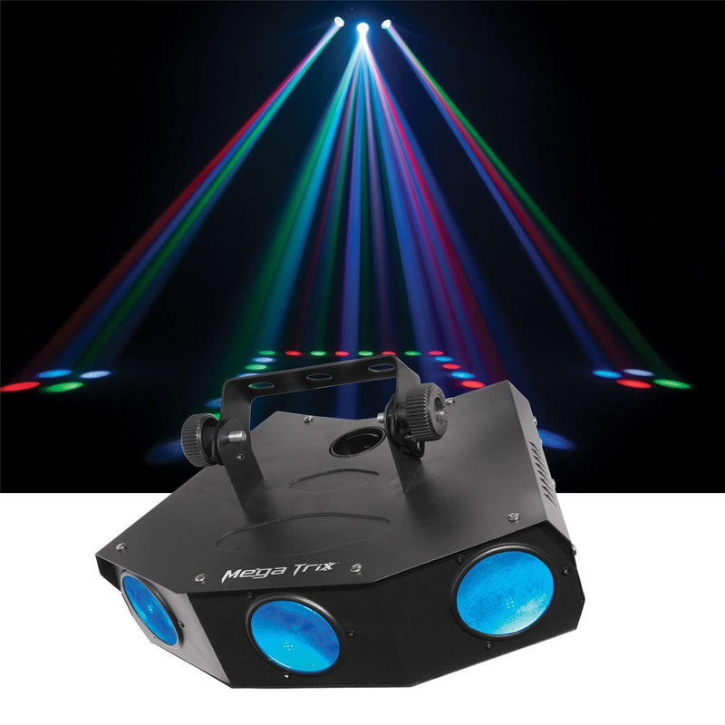Chauvet Mega Trix LED RGBW Beam Effect Light - PSSL ProSound and Stage Lighting