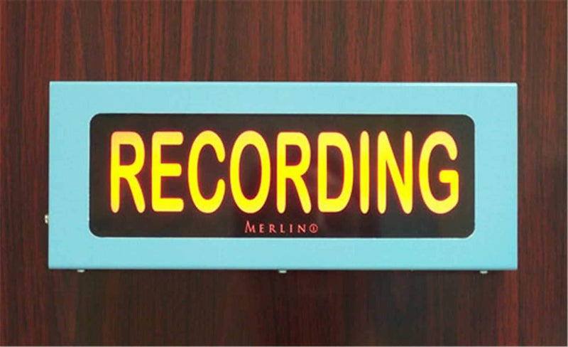 Merlin Merlin1 Midi Recording Indicator Light - PSSL ProSound and Stage Lighting