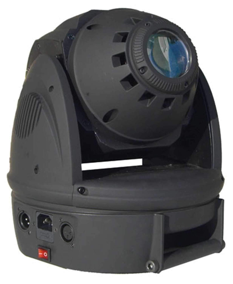 Omnisistem Merlin Dmx Moving Head Black (Elc) - PSSL ProSound and Stage Lighting