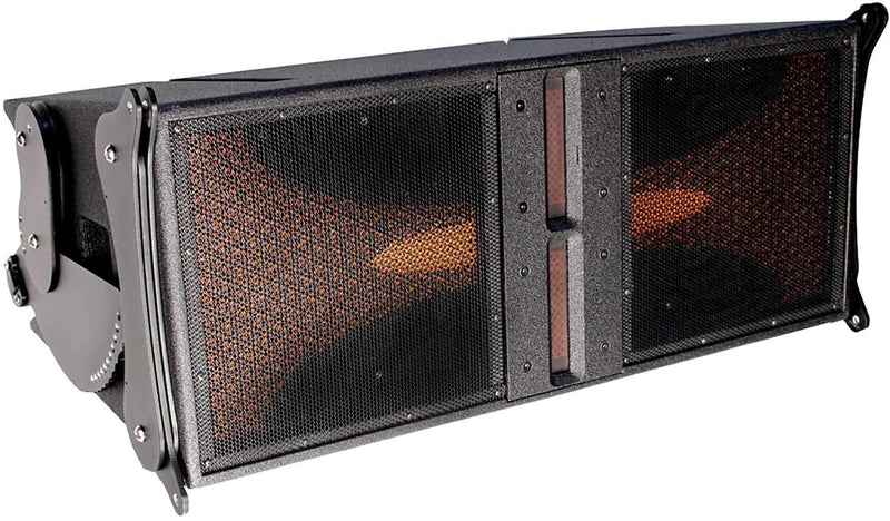 BASSBOSS MFLA-36 2X12-In Medium Format Line Arra - PSSL ProSound and Stage Lighting