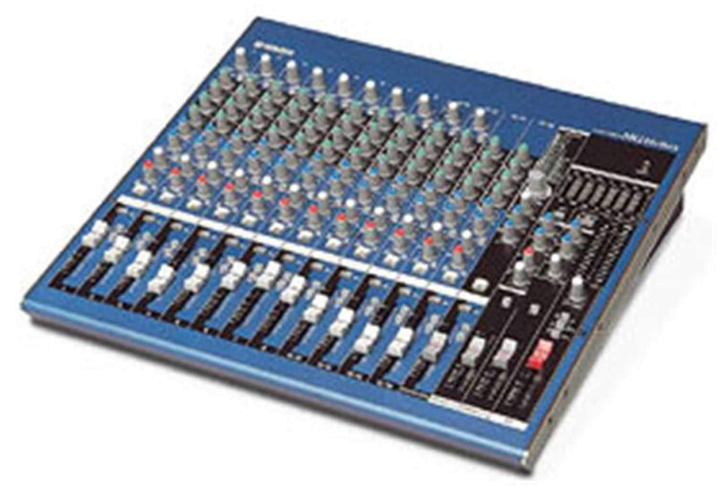 Yamaha MG166FX 16 Channel Mixer With Fx - PSSL ProSound and Stage Lighting