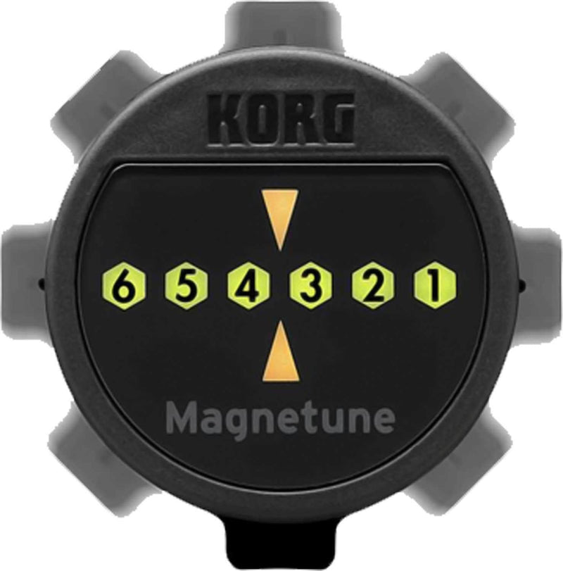 Korg MG1 Magnetic Guitar Tuner - PSSL ProSound and Stage Lighting