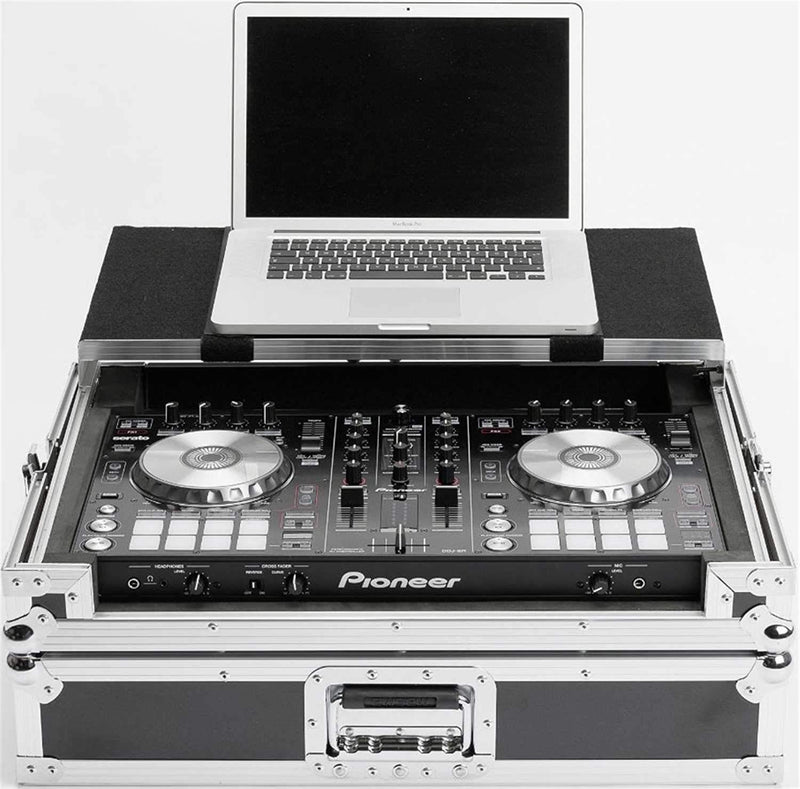 Magma MGA40968 Road Case & Workstation for Pioneer DDJ-SR2 - PSSL ProSound and Stage Lighting