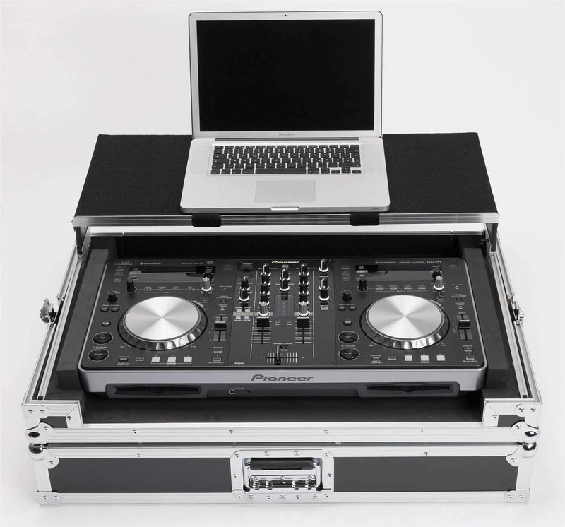 Magma MGA40972 Multi-Format XXL DJ Controller Case - PSSL ProSound and Stage Lighting