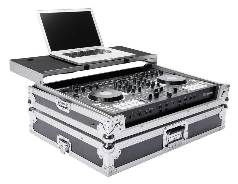 Magma MGA40979 Workstation Case for Roland DJ-808 - PSSL ProSound and Stage Lighting