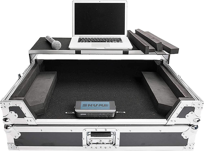 Magma MGA40993 Multi-Format Workstation XXL PLUS 19 - PSSL ProSound and Stage Lighting