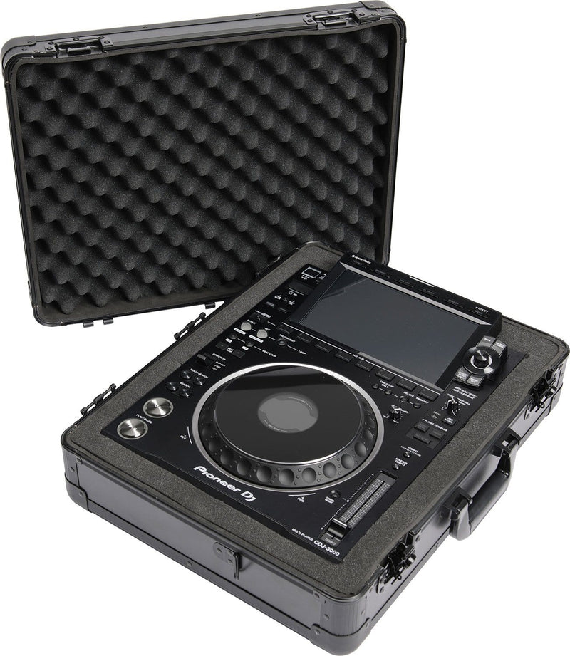 Magma MGA41104 Case for DJ Mixer or CDJ Black Matte - ProSound and Stage Lighting