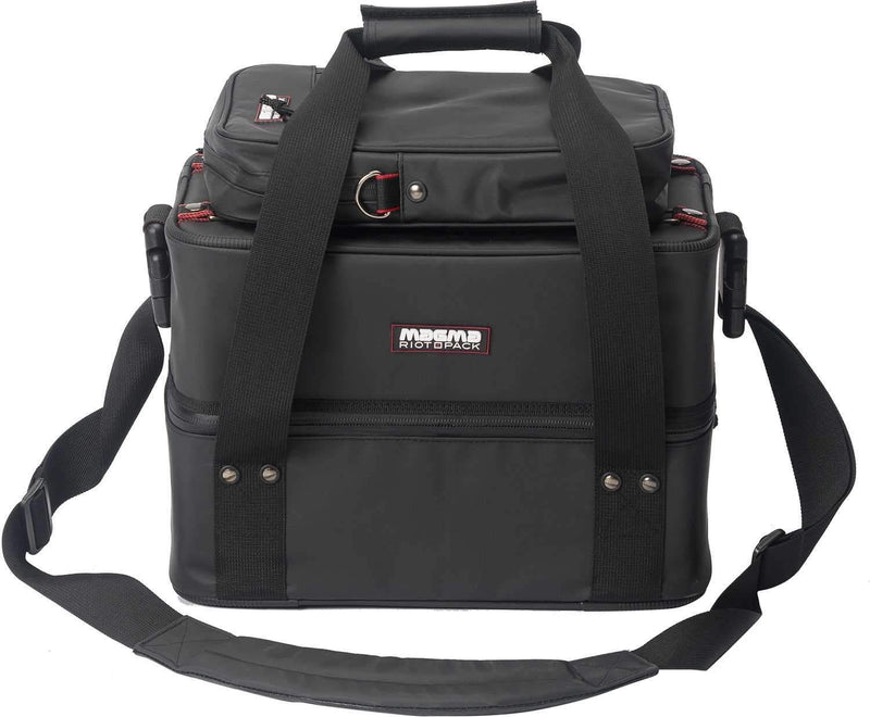 Magma MGA43040 Riot 45 Large Vinyl Record DJ Bag - PSSL ProSound and Stage Lighting
