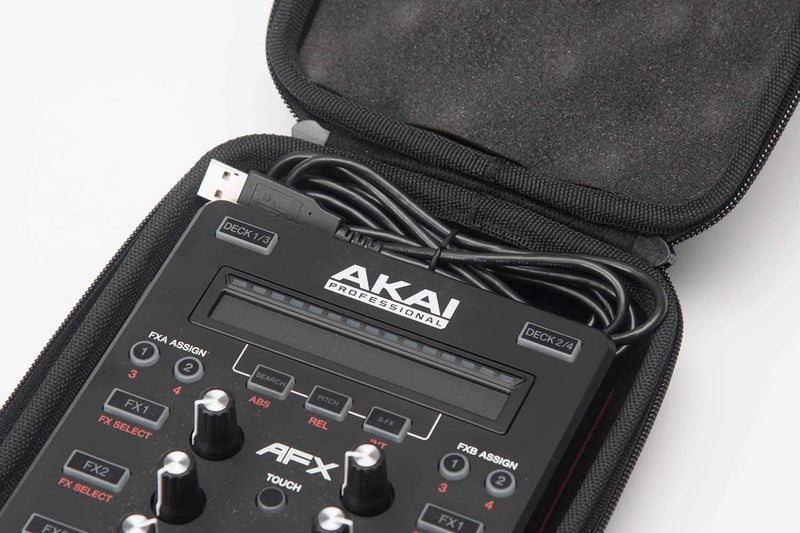 Magma MGA47985 CTRL Case for Akai AMX/AFX Mixer - PSSL ProSound and Stage Lighting