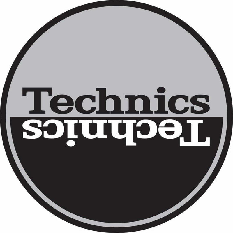 Technics Half Moon Turntable Slipmat Pair - PSSL ProSound and Stage Lighting