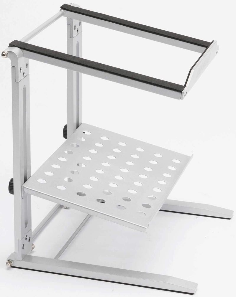 Magma Silver Tray for Traveler DJ Laptop Stand - PSSL ProSound and Stage Lighting