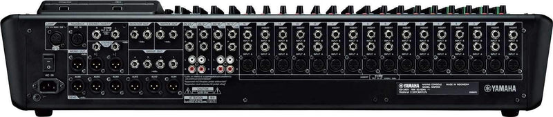 Yamaha MGP24X 24-Input 4-bus PA Mixer with USB - PSSL ProSound and Stage Lighting