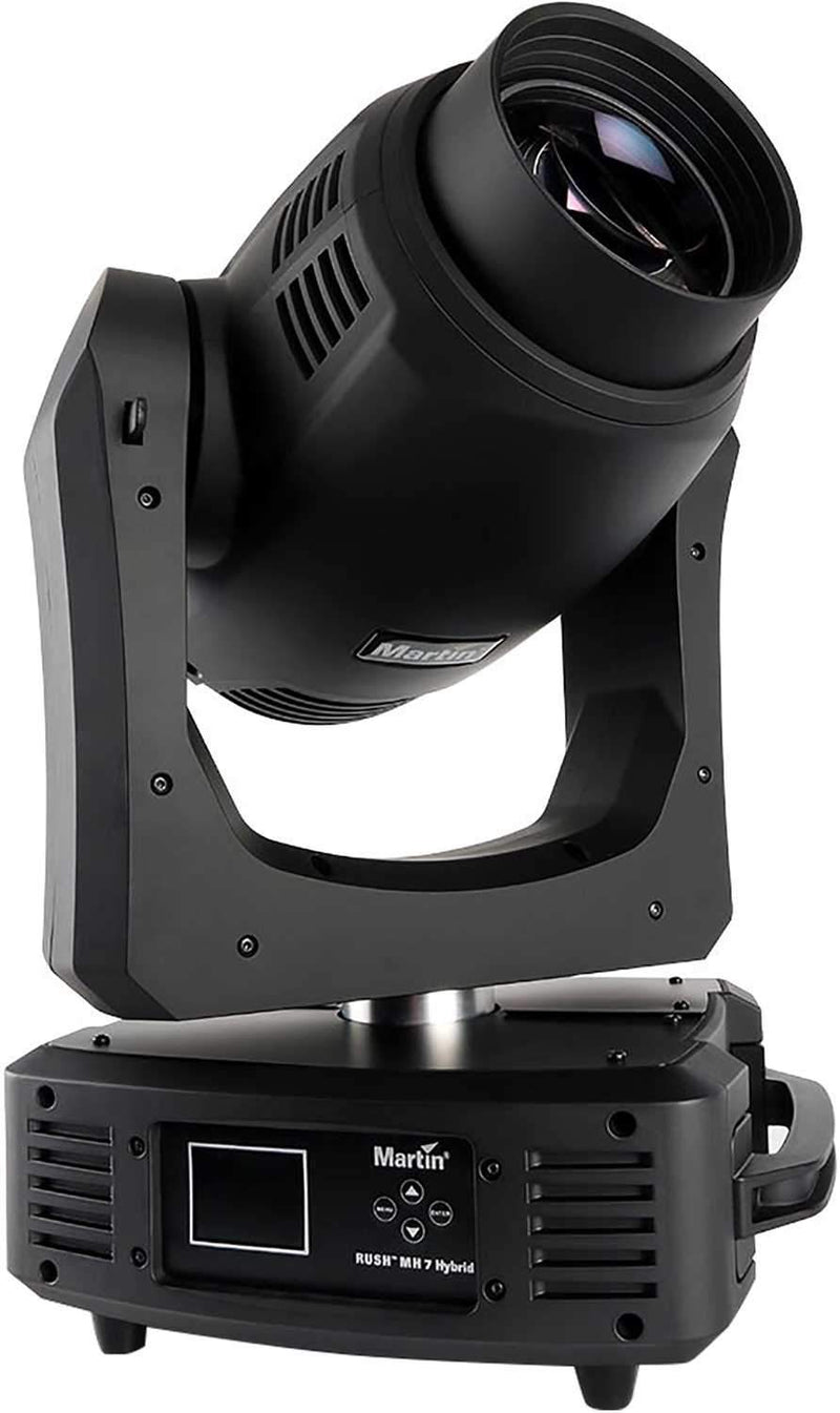 Martin RUSH MH 7 Hybrid Beam Spot Wash Moving Head - PSSL ProSound and Stage Lighting