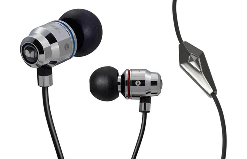 Monster Jamz In Ear Headphones with Control Talk - PSSL ProSound and Stage Lighting