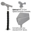 Stage Ninja MIC-12-MB Magnetic Microphone Mount - PSSL ProSound and Stage Lighting