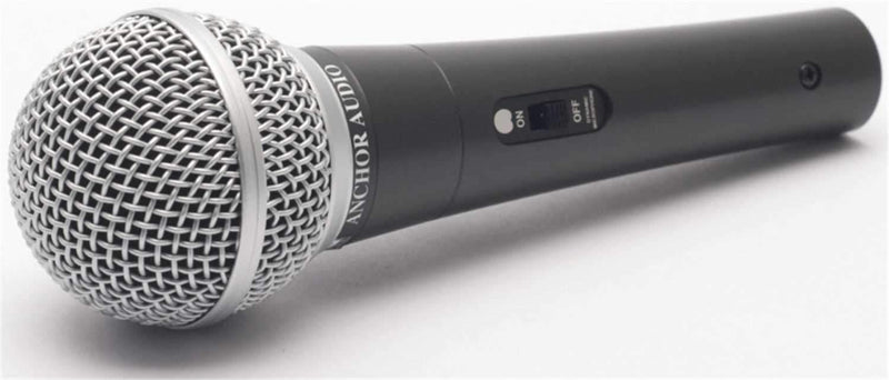 Anchor Audio Dynamic Wired Microphone - PSSL ProSound and Stage Lighting