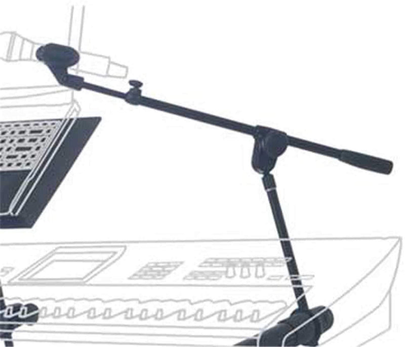Ultimate MICVS80 Vstand Mic Boom with Clamp - PSSL ProSound and Stage Lighting