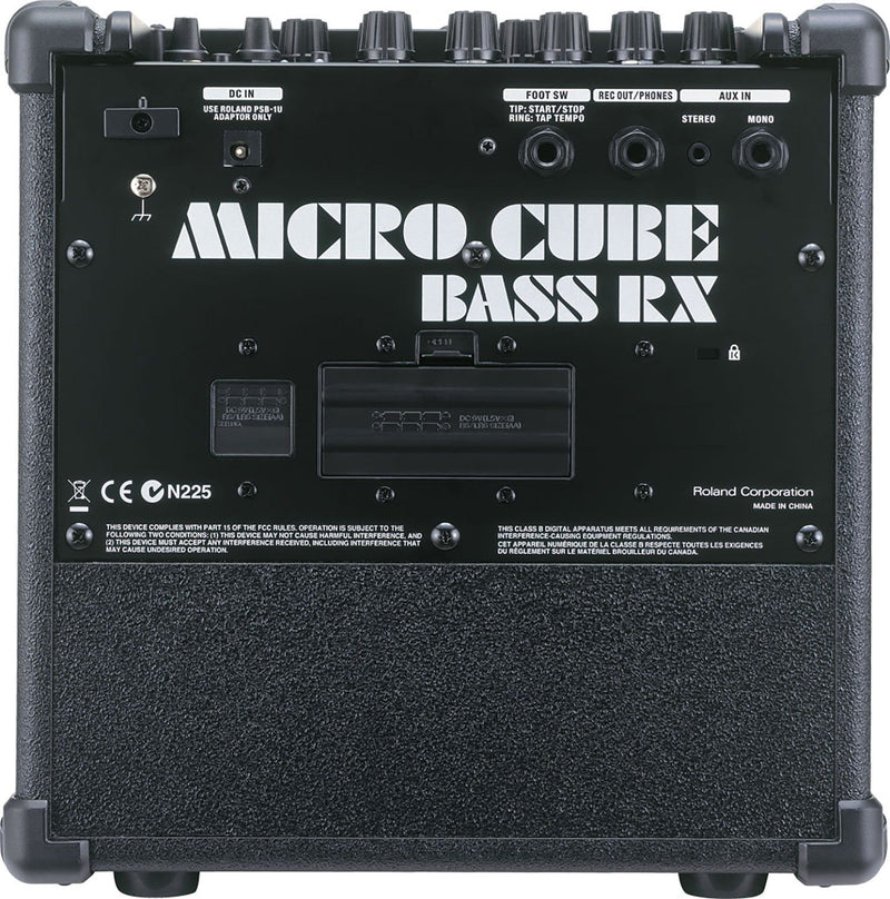 Roland MICRO CB-RX Battery Powered Bass Amplifier - PSSL ProSound and Stage Lighting
