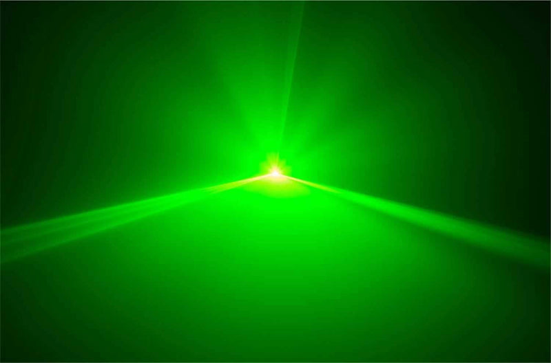 ADJ American DJ Micro Sky Mini Green Laser Effect Fixture - PSSL ProSound and Stage Lighting