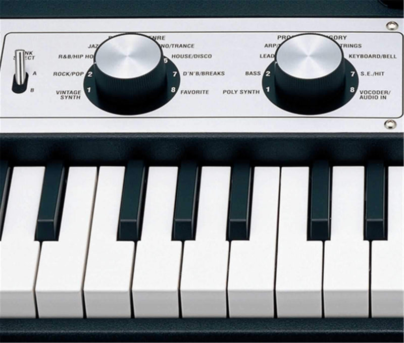 Korg MICROKORG-XL Synthesizer/ Vocoder - PSSL ProSound and Stage Lighting