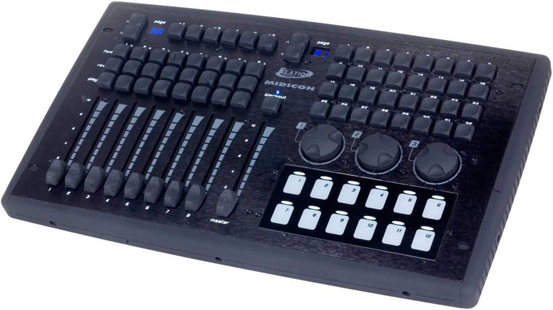 Elation MIDIcon Lighting MIDI Controller - PSSL ProSound and Stage Lighting