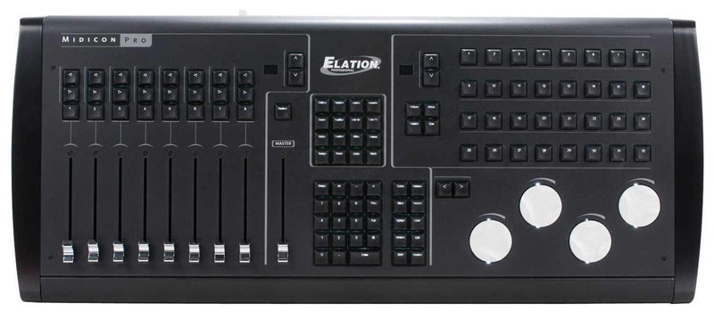 Elation MIDIcon Pro MIDI/USB Controller Interface - PSSL ProSound and Stage Lighting