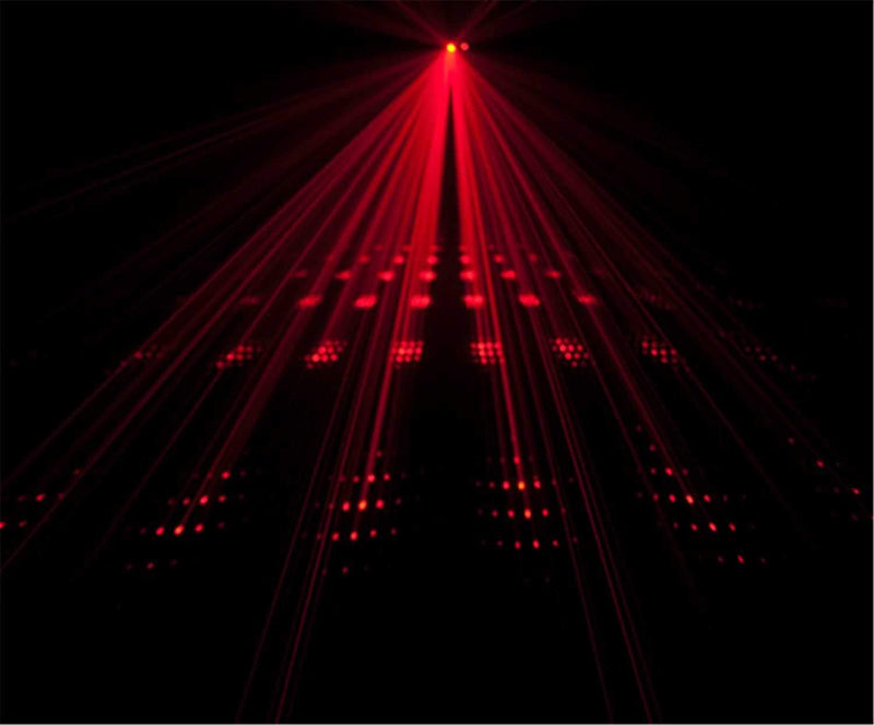 Chauvet Min Laser Star Red And Green Laser - PSSL ProSound and Stage Lighting