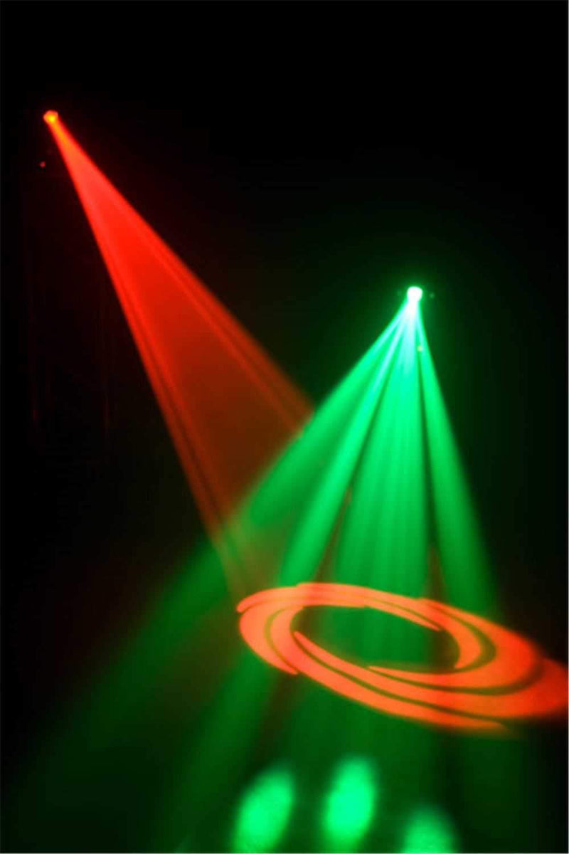 Chauvet Min Spot RGBW LED Compact Moving Yoke - PSSL ProSound and Stage Lighting