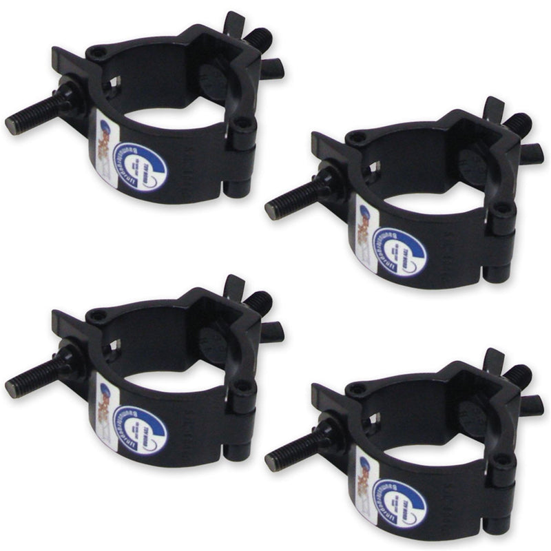 Mini 360 Clamp Bonus Pack Buy 4 Get 1 Free Blk - PSSL ProSound and Stage Lighting