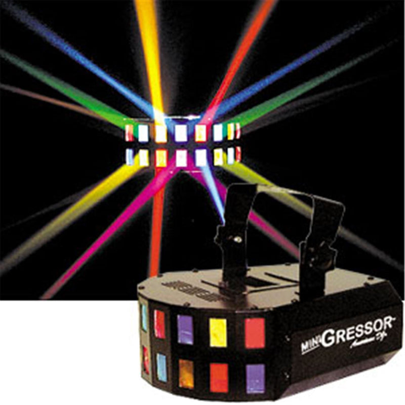 American DJ MINI-GRESSOR-II Effects Light (Ll200) - PSSL ProSound and Stage Lighting