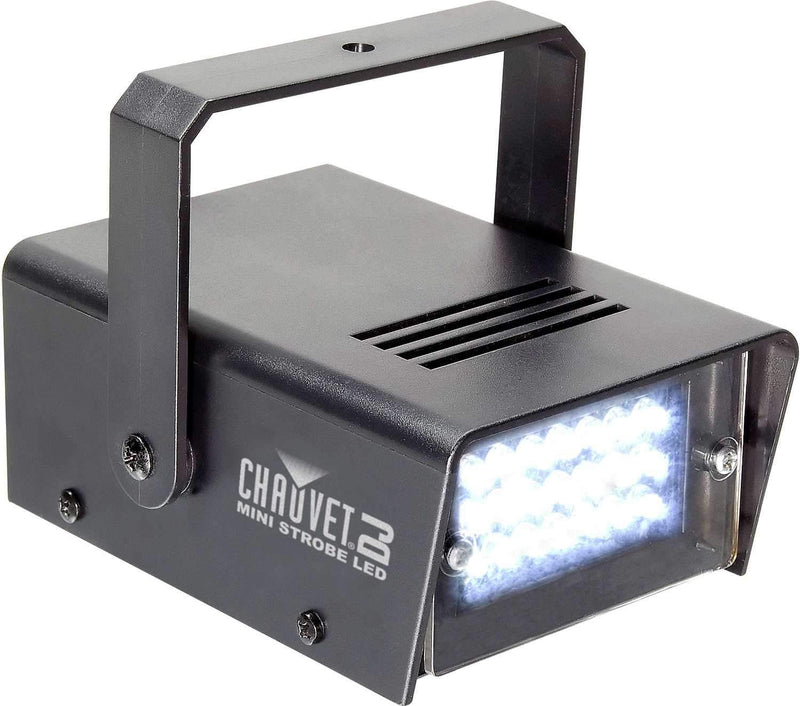 Chauvet Mini Strobe LED Adjustable Strobe Light - PSSL ProSound and Stage Lighting