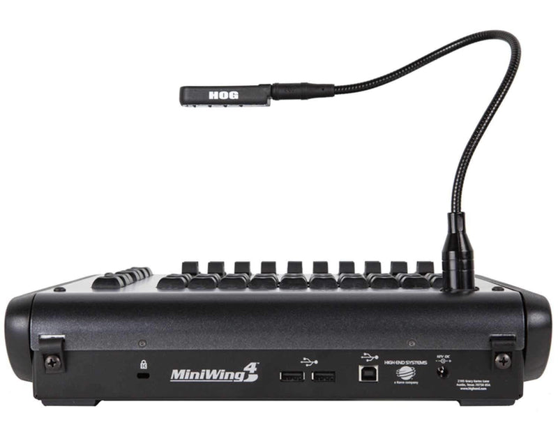 Elation MINI WING 4 Console USB Connection to Hog - PSSL ProSound and Stage Lighting