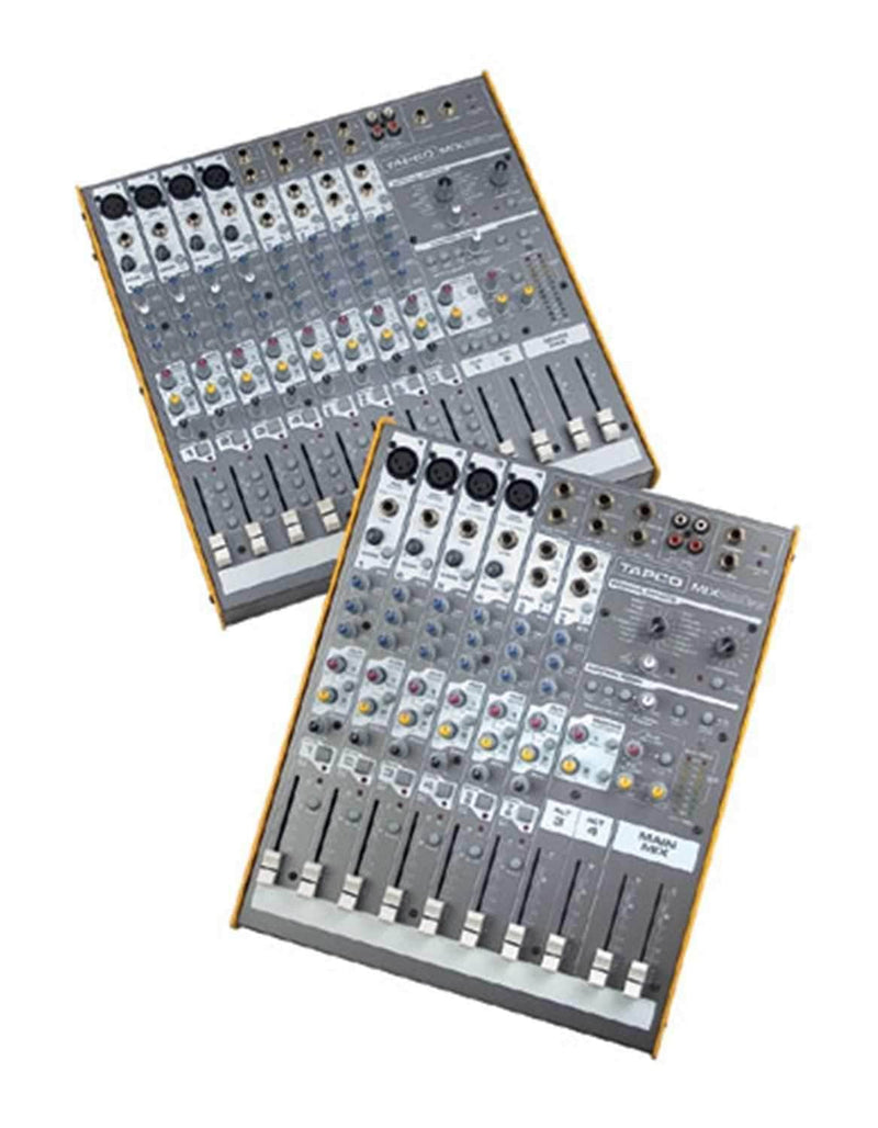 Tapco MIX220FX 8-Channel Mixer With Effects - PSSL ProSound and Stage Lighting