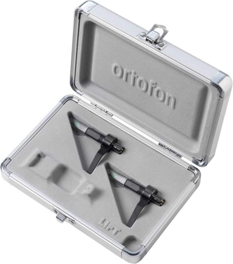 Ortofon Mix CC Twin Concorde MK II Cartridge Pack - PSSL ProSound and Stage Lighting