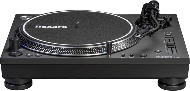 Mixars STA S-Arm High Torque DJ Turntable - PSSL ProSound and Stage Lighting