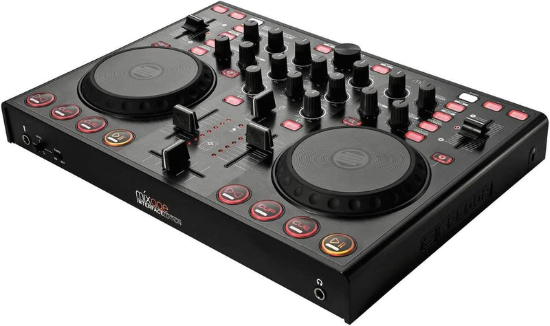Reloop Mixage IE Compact Traktor DJ Controller - PSSL ProSound and Stage Lighting