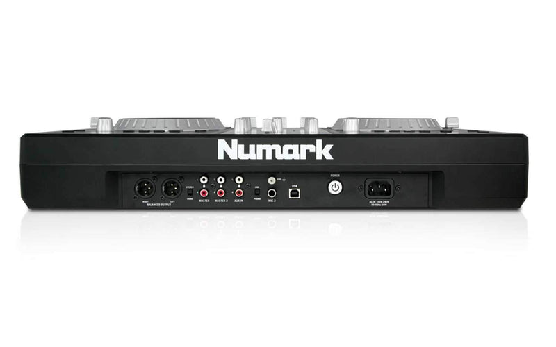 Numark Mixdeck Express DJ Controller with CD/USB - PSSL ProSound and Stage Lighting